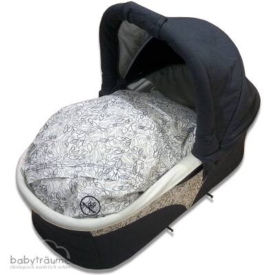 Bettwasche Plumo Mit Hotelverschluss Z B Fur Kinderwagen Plumo