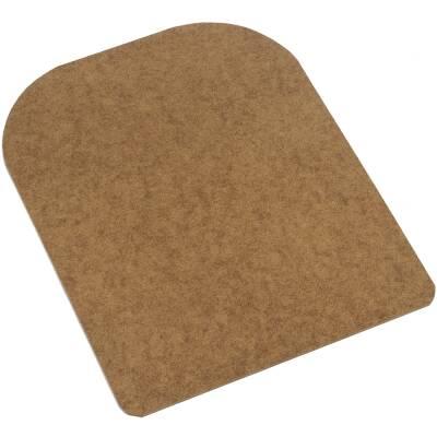 Holzplatte für Einkaufskorb, Varius